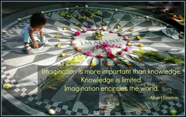 Imagine_Einsteinquote