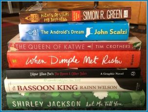 new books April 1